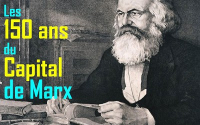 Capital Marx 150 ans 1